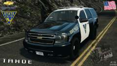 Chevrolet Tahoe Marked Unit [ELS]