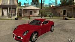 Alfa Romeo 8 c Competizione stock