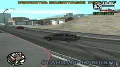 Drift-Drift pour GTA San Andreas