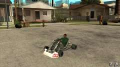 Stage 6 Kart Beta v1.0 pour GTA San Andreas
