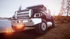 Ford F-650 Super Crewzer