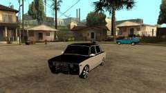 VAZ 2106 Tuning Light pour GTA San Andreas