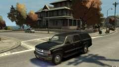 Chevrolet Suburban 2003 FBI