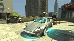 Aston Martin Vanquish S v2.0 sans tonifier
