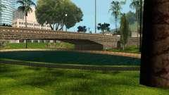 Le nouveau parc à Los Santos