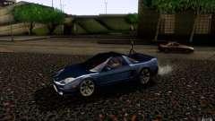 Acura NSX Targa