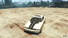 Dodge Challenger SRT8 pour GTA 4