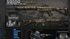 [Point Blank] SG550 Kamo