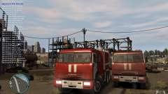 KAMAZ pompier