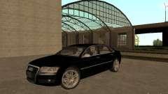 Audi A8 W12 S-Line