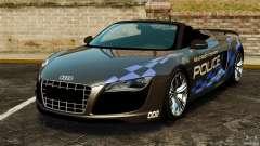 Audi R8 GT Spyder 2012 pour GTA 4