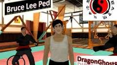 Peau de Bruce Lee