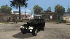 Nissan Patrol 2005 Stock
