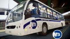 Scania K230 MTA New York City Bus pour GTA 4
