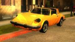 New Car in Grove Street pour GTA San Andreas
