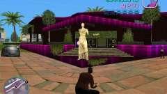 Nouvelles textures de Malibu Club VIP Club