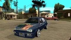 VW Jetta für GTA San Andreas
