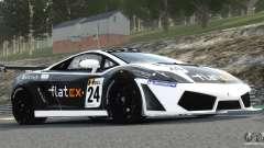 Lamborghini Gallardo LP560-4 GT3 2010 für GTA 4