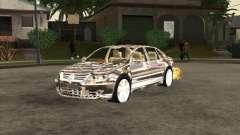 Chromé de Volkswagen Phaeton