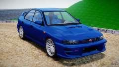 Subaru Impreza WRX STI 1999 v1.0