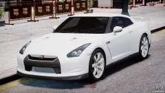 Nissan Skyline GT-R R35 für GTA 4