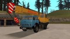 MAZ KS3577-4-1 Ivanovets