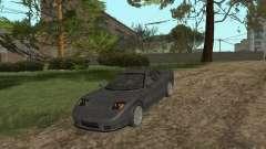 Guépard de GTA 4