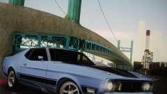 Ford Mustang Mach1 1973 für GTA San Andreas