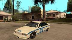 NYPD Chevrolet Caprice Marked Cruiser