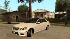 Mercedes-Bens e63 AMG für GTA San Andreas