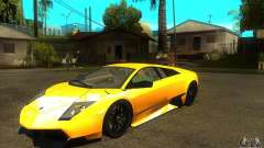 Lamborghini Murcielago LP 670 SV pour GTA San Andreas