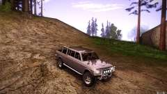 GAZ 2402 4 x 4 pick-up