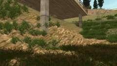 Grass form Sniper Ghost Warrior 2 für GTA San Andreas