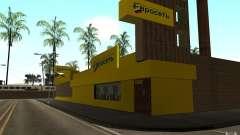 Le magasin Euroset