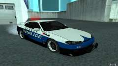 Nissan Silvia S15 Police