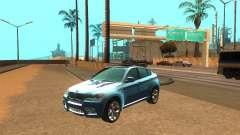BMW Motorsport X6 M v. 2.0
