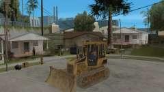 Bulldozer aus COD 4 MW