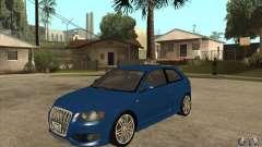 Audi S3 2007 - Stock