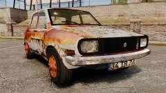 Renault 12 Toros rostige v2. 0
