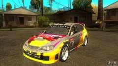 Subaru Impreza WRX STi X jeux Amérique de DIRT 2