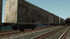 Refrežiratornyj wagon Dessau n10