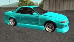 Nissan Skyline R32 GTS-T pour GTA San Andreas