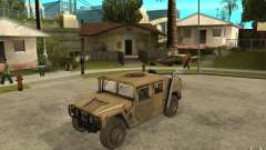 Hummer H1 War Edition pour GTA San Andreas