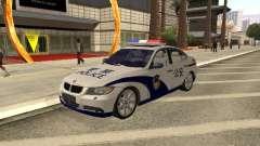 BMW 3 Series China Police
