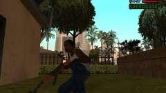 AK-47 avec baïonnette