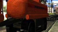 MAZ 533702 remorque camion