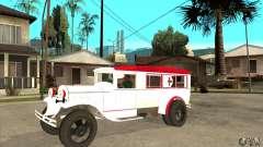 GAZ-AA Krankenwagen