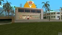 Burgerking-MOD für GTA Vice City