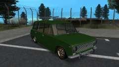 VAZ 2102 Florida für GTA San Andreas