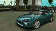 Toyota Supra für GTA Vice City